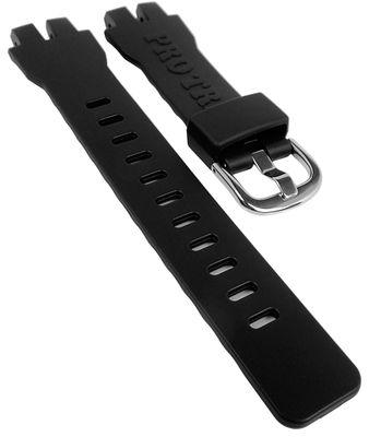 Casio Pro Trek > Uhrenarmband Resin schwarz > PRG-330-1ER > PRG-330 – Bild 1