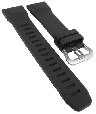 Casio Pro Trek > Uhrenarmband Resin schwarz > PRW-60YAE-1AER PRW-60YAE – Bild 1