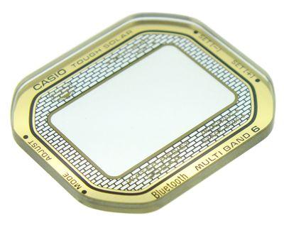 Casio G-Shock > Uhrenglas Glas mit Aufdruck GMW-B5000GD > Mineralglas