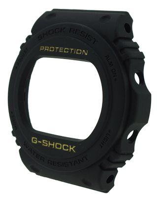 Casio G-Shock Bezel Lünette Resin schwarz DW-5700 DW-5700BBM-1ER – Bild 1