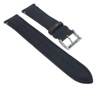 Casio Edifice Chrono Uhrenarmband 22mm braun Leder > EQB-501XBL-2AER – Bild 2