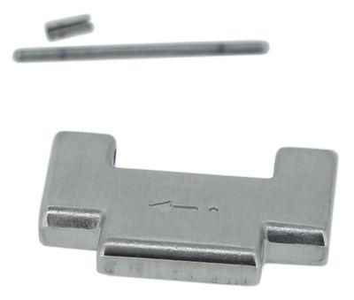 Casio Lineage 1x Bandglied silbern Edelstahl > LIW-M700D-2A LIW-M700 – Bild 2