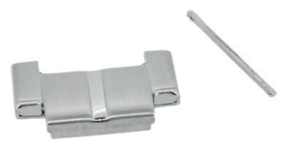 Casio Edifice 1xBandglied silbern Edelstahl EFR-556DB EFR-556D EFR-556 – Bild 1