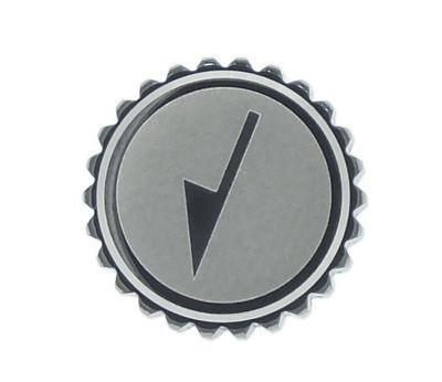 Lotus Watches > Uhrenkrone Edelstahl schwarz/grau > 18587 18588 – Bild 1