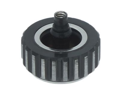 Lotus Watches > Uhrenkrone Edelstahl schwarz/grau > 18589 L18589 – Bild 2