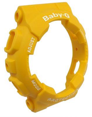 Casio Baby-G → Bezel gelb → BA-120-9B → Lünette Resin → BA-120