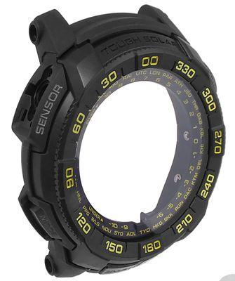 Casio Pro Trek Kunststoffgehäuse Mineralglas PRG-550-1A9ER > PRG-550 – Bild 1