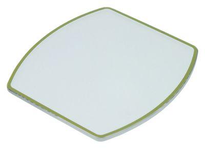 Junghans Automatic > Uhrenglas Saphir flach > 027/4400 grüner Rand – Bild 1