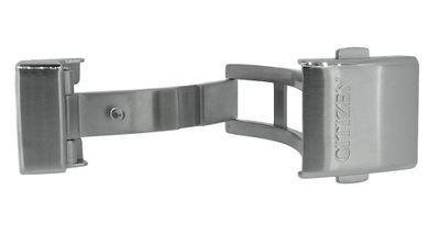 Citizen Promaster Eco Drive Schließe 18mm Edelstahl silbern AS4020-01E – Bild 5
