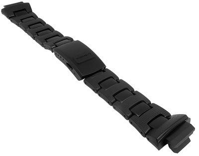 Casio G-Shock Uhrenarmband Composite schwarz AWG-100BC-1A AWG-100BR-1A – Bild 1