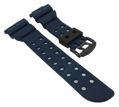 Casio G-Shock Frogman > Uhrenarmband Resin blau GF-8250ER-2 GF-8250 – Bild 1