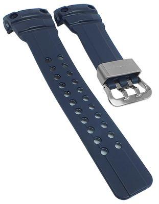 Casio G-Shock Gravitymaster > Uhrenarmband Resin blau GWN-1000NV-2A – Bild 1