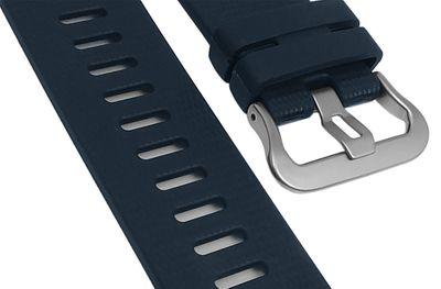 Casio Pro Trek Uhrenarmband Resin blau PRT-B50-2 PRT-B50-2ER > PRT-B50 – Bild 3