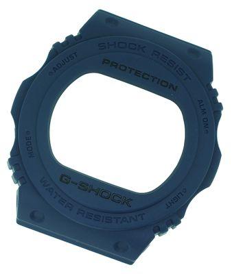 Casio G-Shock Bezel Lünette Resin blau DW-5700 DW-5700BBM-2ER – Bild 1