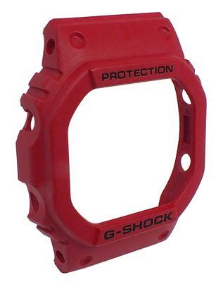 Casio G-Shock Bezel Resin Lünette rot DW-5600P > DW-5600 DW-5600P-4 – Bild 1