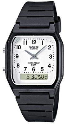 Casio Collection Herrenuhr Armbanduhr analog-/digital AW-48H-7BVEF
