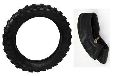 reifen 10 zoll mit schlauch cross dirt bike kxd 49cc. Black Bedroom Furniture Sets. Home Design Ideas