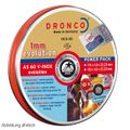 Dronco Trennscheibe AS 60 V 115 x 1,0 x 22,23 10er-Lifetime-Plus Dose