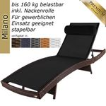 Jardin Chaise Milano Java Marrone 001
