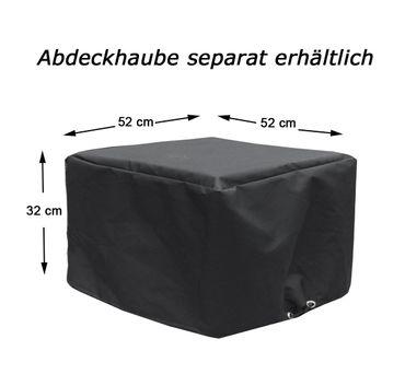 Beistelltisch Farbe: Schwarz – Bild 6