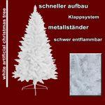 HXT 1015 décoratif blanc 120 cm 001