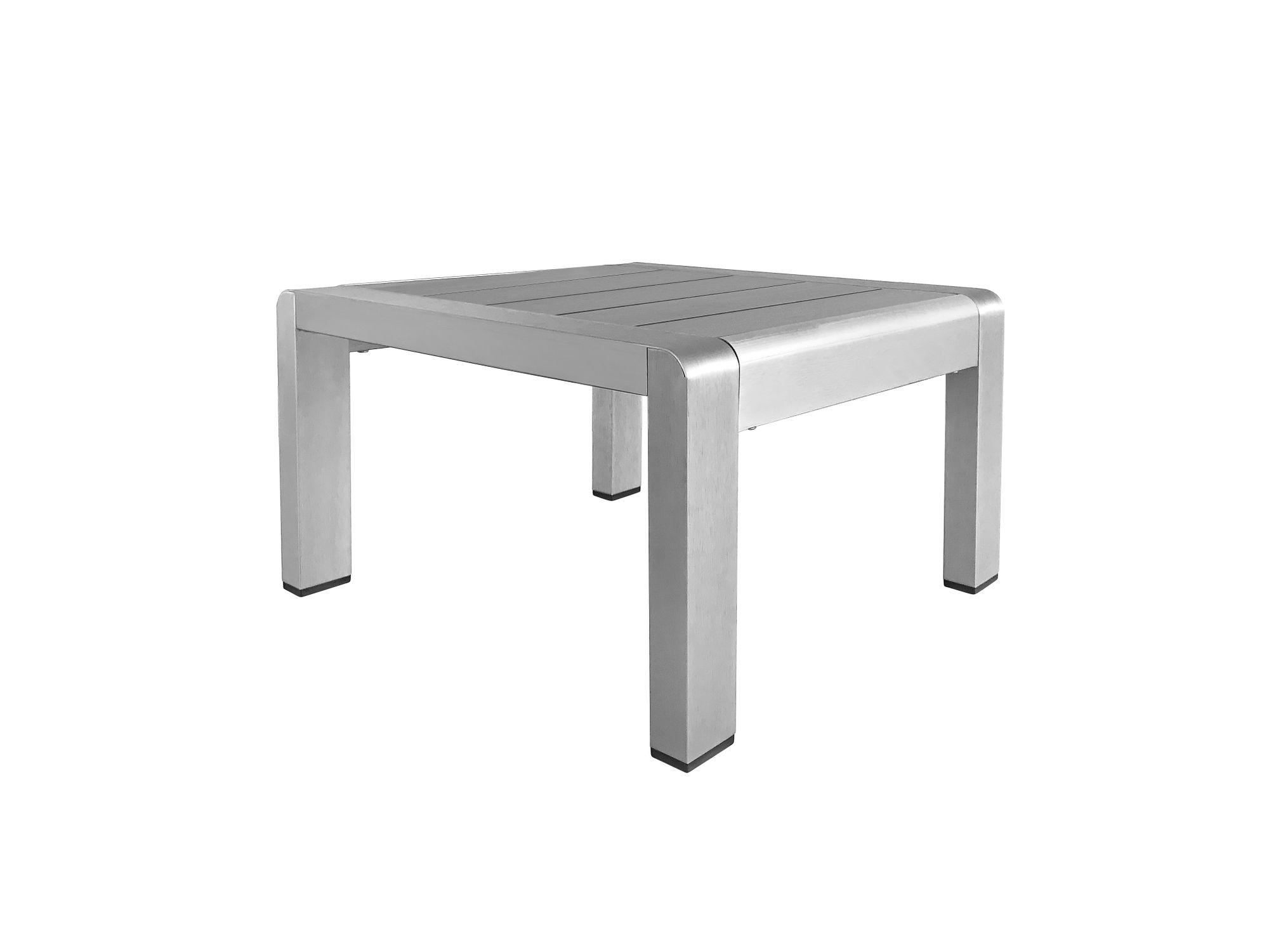 Beistelltisch rattan couchtisch teetisch polyrattan tisch for Beistelltisch l form