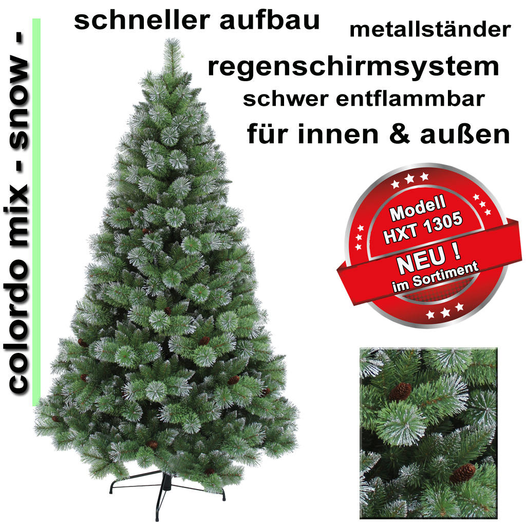 120 270 cm k nstl weihnachtsbaum christbaum tannenbaum. Black Bedroom Furniture Sets. Home Design Ideas