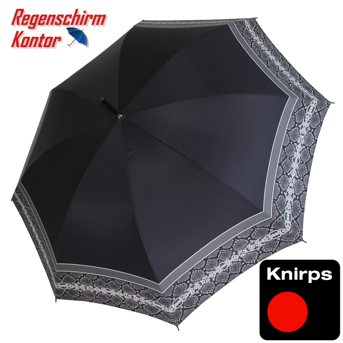 Knirps Stockschirm Damen Stick AC