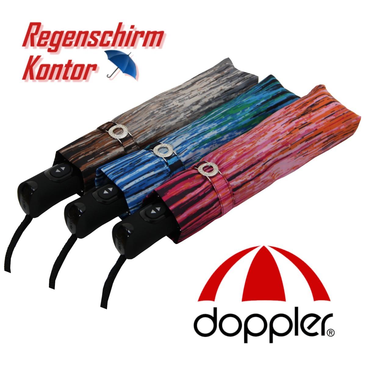 Doppler Taschenschirm Damen Rain Art
