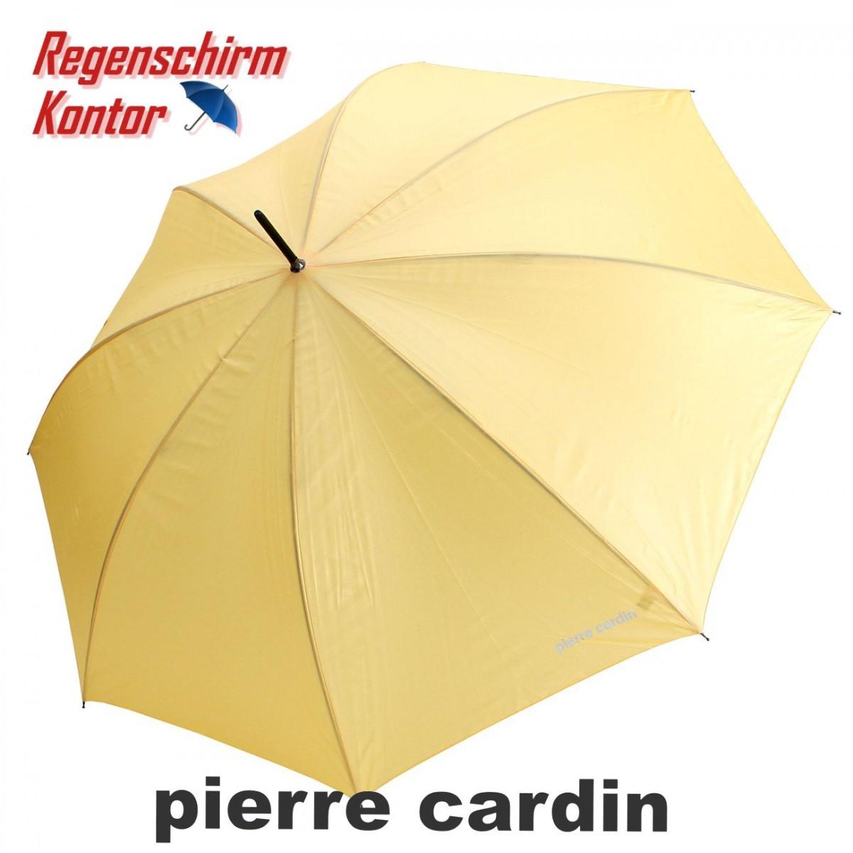 Pierre Cardin Stockschirm Damen Uni