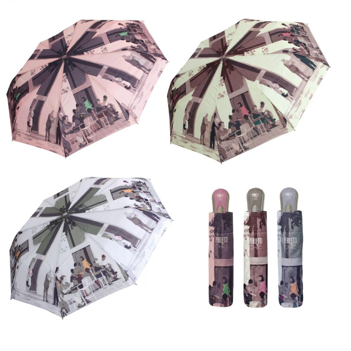 Regenschirm Taschenschirm Damen