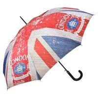 Stockschirm Motivschirm London Union Jack