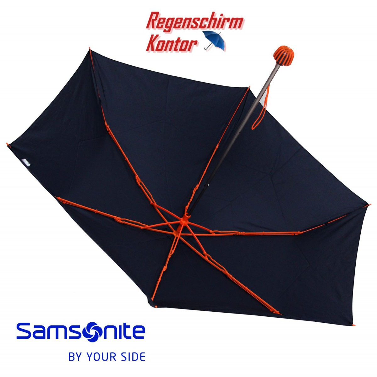 Taschenschirm Samsonite mini