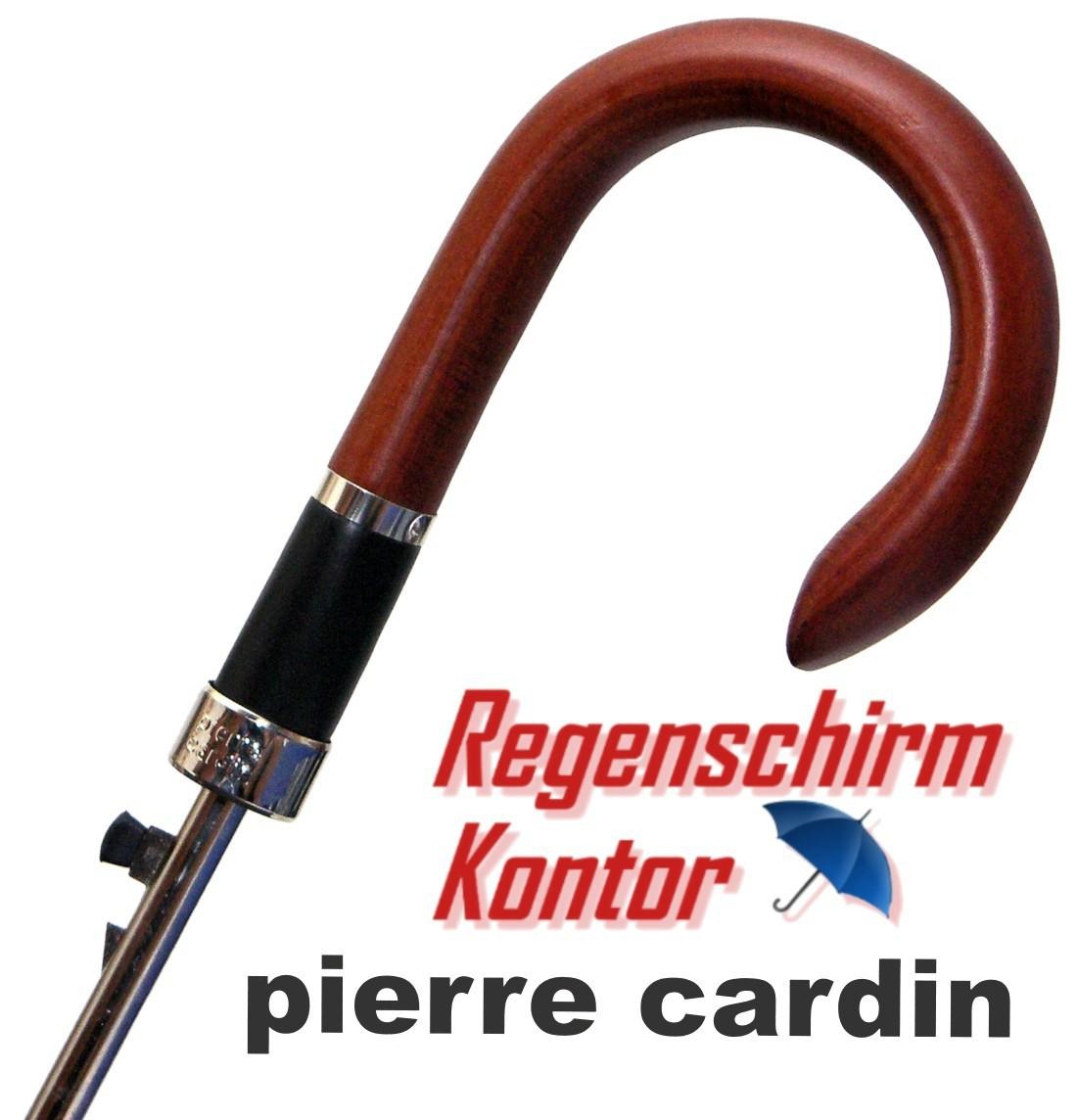 Stockschirm Regenschirm Herren Pierre Cardin
