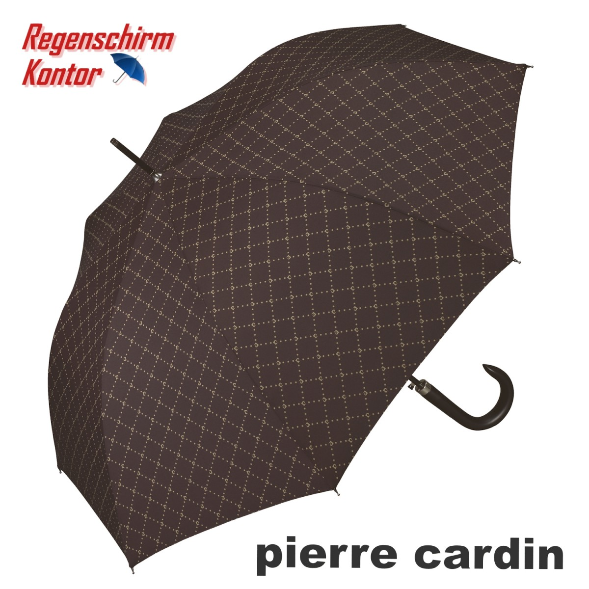 Stockschirm Damen Herren Pierre Cardin