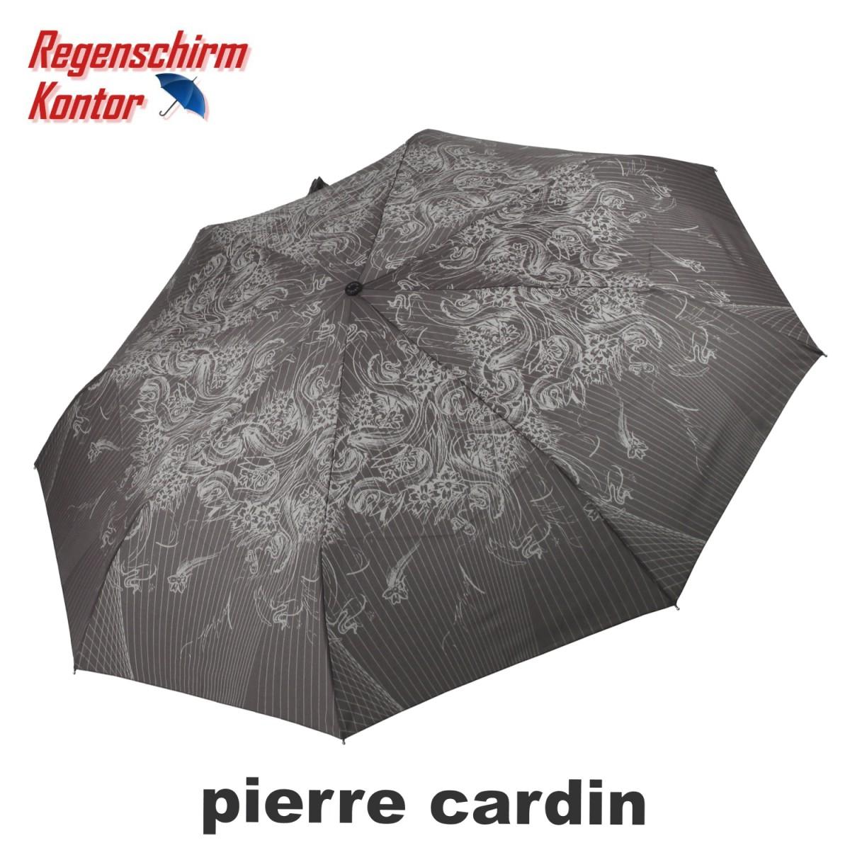 Taschenschirm Damen Auf- und Zu-Automatik Pierre Cardin