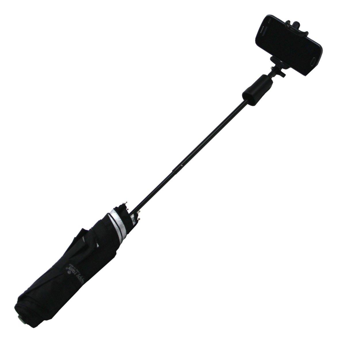 Taschenschirm Mini Selfie Stick