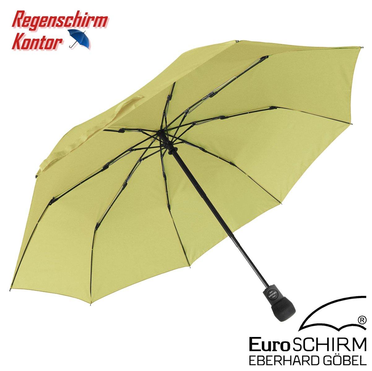 Regenschirm Trekking Light Trek Automatik hellgrün