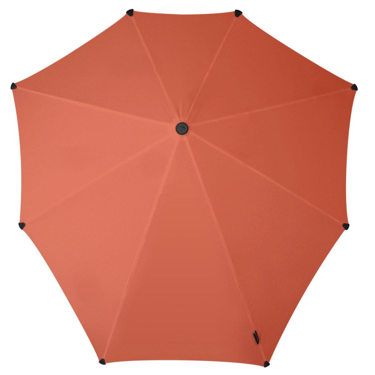 Senz Original Sturm-Regenschirm African Red