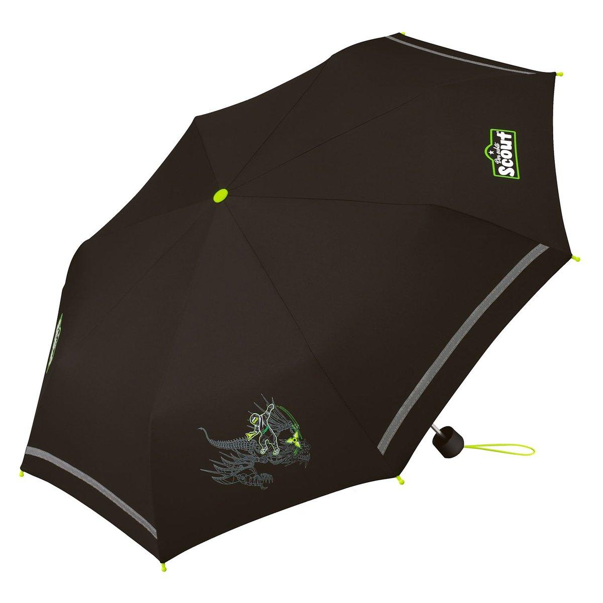 Scout Regenschirm Taschenschirm Ninja Dragon
