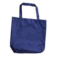 Shopperbeuteltasche Einkaufsshoppertasche Schirmhüllenzusatzfunktion dunkelblau