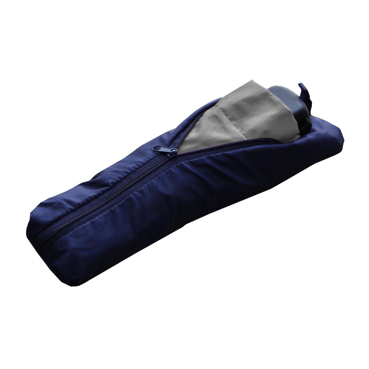 Shopper-Tasche mit Miniregenschirm