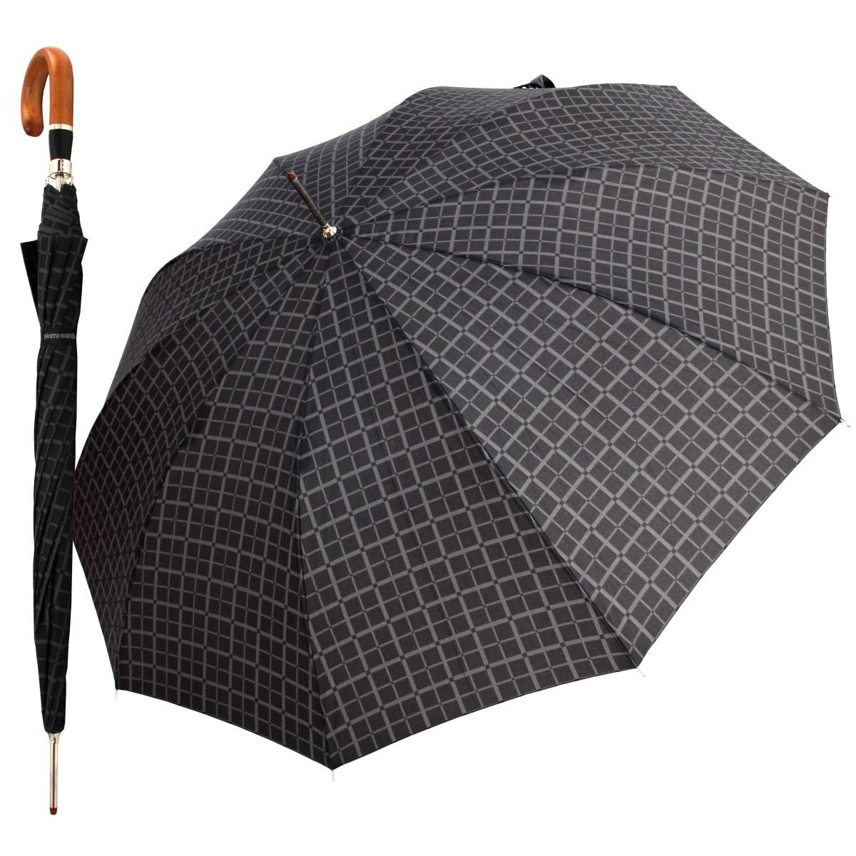 Regenschirm Stockschirm Figaro Long AC Pierre Cardin