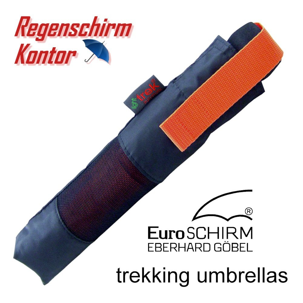 Regenschirm Trekking light trek automatic orange