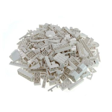 0,5 kg Lego brick Basic stones Special stones by color white shape of the stones randomly mixed