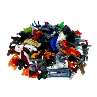 0.5 kg Lego Bionicle Hero Factory Slizer Technic mix shape and color of the stones randomly mixed 500 g