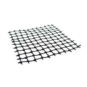 1 x Lego brick black thick String Net 10 x 10 Square 4580025 71155