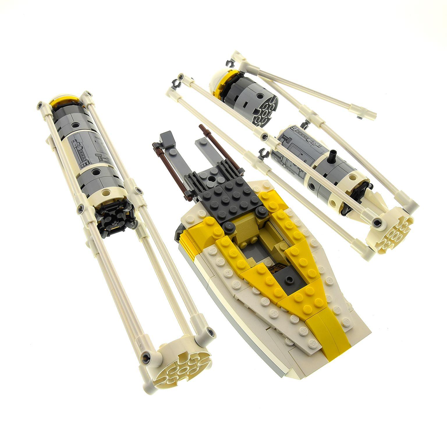 günstig kaufen LEGO StarWars Y-wing Fighter 7658
