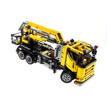 1 x Lego brick 8292 Cherry Picker ( model incomplete )