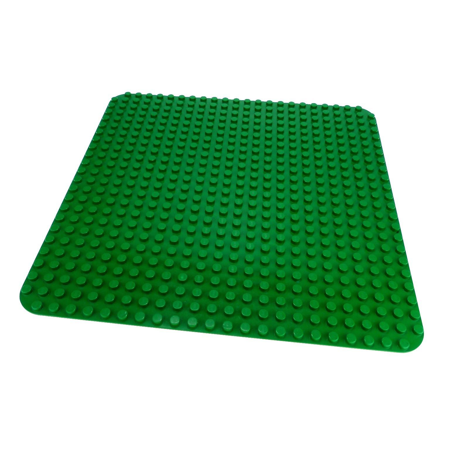 1 x lego duplo bau platte besch digt b ware minderwertig basic platte 24x24 gr n 24 x 24. Black Bedroom Furniture Sets. Home Design Ideas